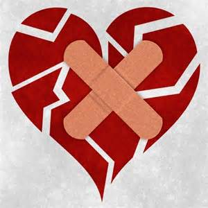 mend broken heart